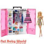 バービーとピンクなクローゼット ドール&ファッションセット GBK12 ( 1セット )/ フィッシャープライス