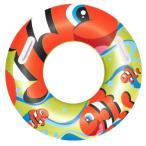 子供用浮き輪 浮き袋 熱帯魚 76cm 41515