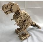 立体パズル 恐竜 T rex 3Dパズル 動くパズル リモコン付き D200