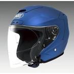 ショッピングFORCE ショウエイ  J-FORCE 4 (ジェイ-フォース フォー) マットブルーメタリック S (55cm) ジェットヘルメット
