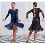 ラテンダンスドレス ワンピース ルンバ サンバ ワルツ
