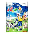 Wii/スイングゴルフパンヤ 2ndショット!