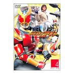 DVD/仮面ライダーアギト VOL.4