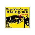 RALE16H/クラッシュ・オン・ユー