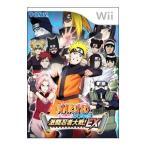 ショッピングWii Wii/NARUTO −ナルト− 疾風伝 激闘忍者大戦!EX