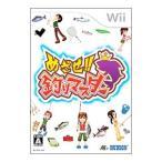 ショッピングWii Wii/目指せ!! 釣りマスター