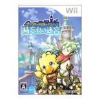 ショッピングWii Wii/チョコボの不思議なダンジョン 時忘れの迷宮