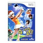 Wii/WE LOVE GOLF!