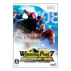 ショッピングWii Wii/Winning Post 7 MAXIMUM2008