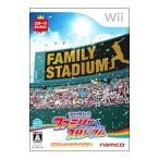 ショッピングWii Wii/プロ野球 ファミリースタジアム