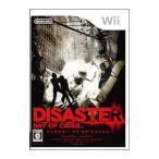 ショッピングWii Wii/DISASTER DAY OF CRISIS (ディザスターデイオブクライシス)