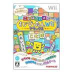 ショッピングWii Wii/ことばのパズル もじぴったんWii デラックス