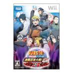 ショッピングWii Wii/NARUTO−ナルトー疾風伝 激闘忍者大戦!EX3