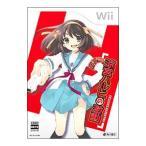ショッピングWii Wii/涼宮ハルヒの激動