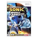ショッピングWii Wii/ソニック ワールドアドベンチャー