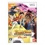 Wii/ワンピース アンリミテッドクルーズ エピソード2 目覚める勇者