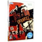 ショッピングWii Wii/ザ ハウス オブ ザ デッド: オーバーキル