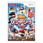 ショッピングWii Wii/実況パワフルメジャーリーグ2009