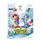 ショッピングWii Wii/マリオ&ソニック AT バンクーバーオリンピック