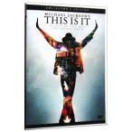 マイケル ジャクソン THIS IS IT コレクターズ エディション  1枚組   DVD