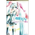 PSP/初音ミク −Project DIVA− 2nd
