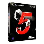PS3/グランツーリスモ 5 初回生産版