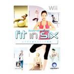 ショッピングWii Wii/フィット・イン・シックス カラダを鍛える6つの要素