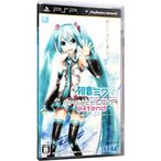 PSP/初音ミク −Project DIVA− extend