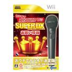 Wii/カラオケJOYSOUND Wii SUPER DX お買い得版 ※オンラインサービス終了