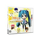3DS/初音ミク and Future Stars Project mirai