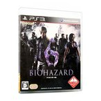 PS3/BIOHAZARD 6