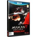 ショッピングWii Wii U/NINJA GAIDEN 3:Razor's Edge (CERO「Z」 18歳以上のみ対象)