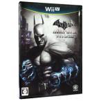 ショッピングWii Wii U/バットマン:アーカム・シティ アーマード・エディション