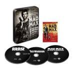 【Blu-ray】マッドマックス トリロジー ブルーレイ版スチールブック仕様