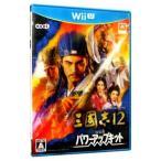 ショッピングWii Wii U/三國志12 with パワーアップキット