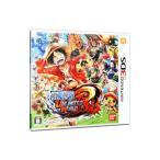3DS/ワンピース アンリミテッドワールド レッド