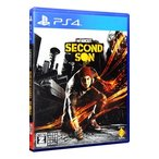 PS4/inFAMOUS Second Son (CERO「Z」 18歳以上のみ対象)