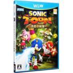ショッピングWii Wii U/ソニックトゥーン 太古の秘宝