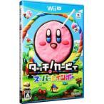 ショッピングWii Wii U/タッチ! カービィ スーパーレインボー