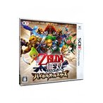3DS/ゼルダ無双 ハイラルオールスターズ