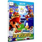 ショッピングWii Wii U/マリオ&ソニック AT リオオリンピック