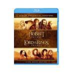 【Blu-ray】ロード・オブ・ザ・リング&ホビット 劇場公開版 コンプリート・セット