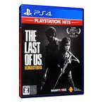 PS4/The Last of Us Remastered PlayStation Hits (CERO「Z」 18歳以上のみ対象)