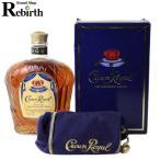 古酒 ウイスキー CrownRoyal クラウンローヤル クラウンロイヤル ブレンデッドカナディアン 750ml 40% NT