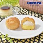 シュークリーム プリン&カラメルホイップ 期間限定 母の日 洋菓子のヒロタ HIROTA スイーツ ギフト おや つ デザート お菓子 お取り寄せ (1個27g)