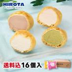 ショッピングお中元 お中元 シューアイス 16個入詰合せ 洋菓子のヒロタ (11種類)