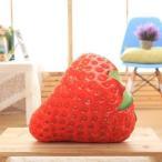 【訳あり】クッション リアル 食品 果物 フルーツ (イチゴ)