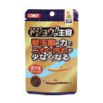コメット ドジョウの主食 善玉菌の力でニオイ・汚れが少なくなる 15g 沈下性タブレット