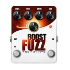 Tech 21Boost FUZZ ブースト機能搭載 ギター用アナログ・ファズ・エフェクター 国内正規品