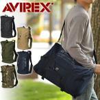 其它 - アヴィレックス AVIREX 4WAYボンサック ボストンバッグ ショルダーバッグ リュック ワンショルダーバッグ イーグル avx3514